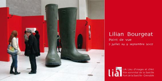 LILIAN BOURGEAT _ POINT DE VUE