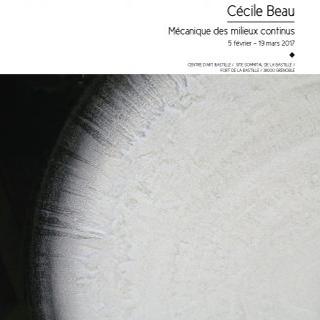 CECILE BEAU _ MECANIQUE DES MILIEUX CONTINUS