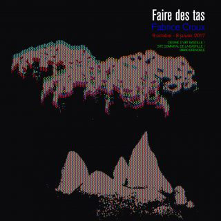 FABRICE CROUX _ FAIRE DES TAS